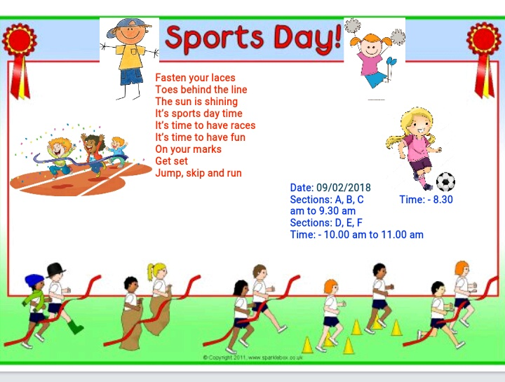 News archive sanskriti school sports day grade i invite stopboris Images